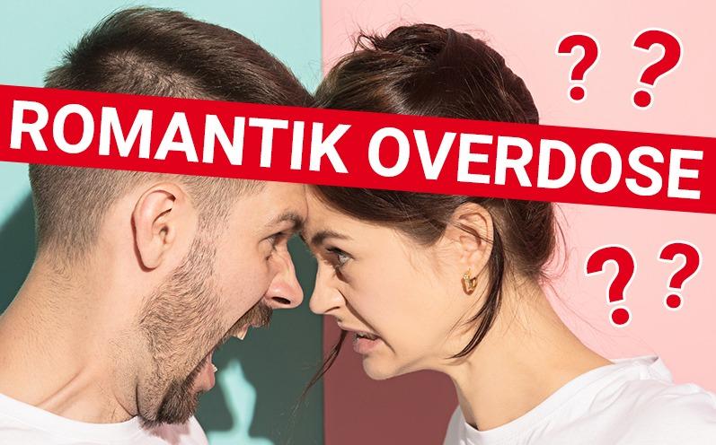 Zu viel Romantik kann Deine Beziehung zerstören!