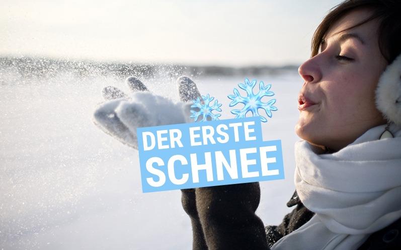 So bereitest Du Dich perfekt auf den ersten Schnee vor