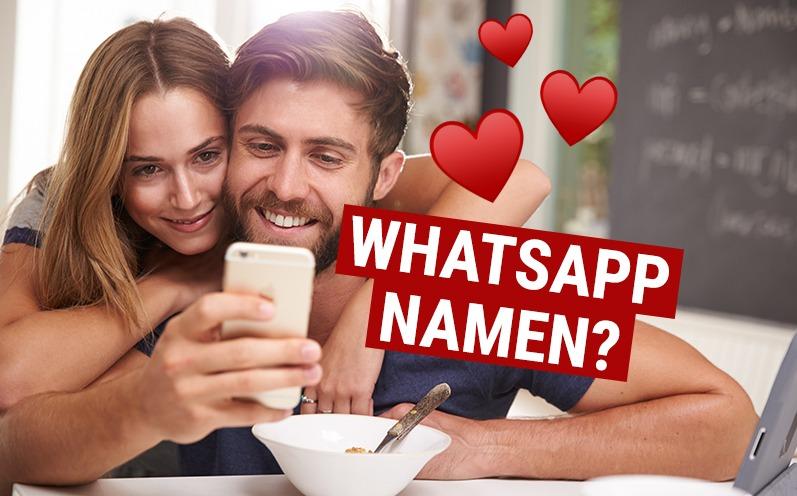 Wie Du Deinen Freund auf WhatsApp nennen kannst