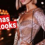 Die Christmas Looks der Influencer