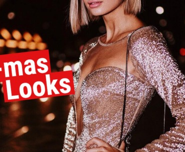 Die Christmas Looks der Influencer