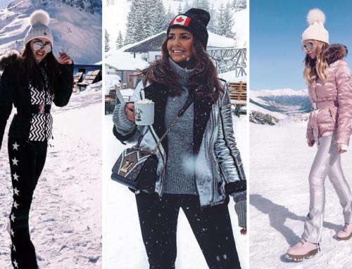 Die schönsten Schnee-Outfits der Influencer
