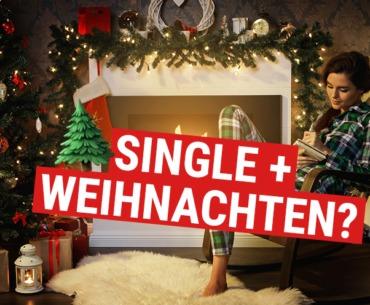 Die Vorteile an Weihnachten Single zu sein