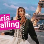 Influencerin Xenia Andonts zieht nach Paris