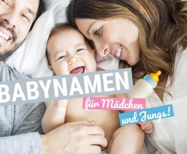 Das sind die Babynamen-Trends 2019