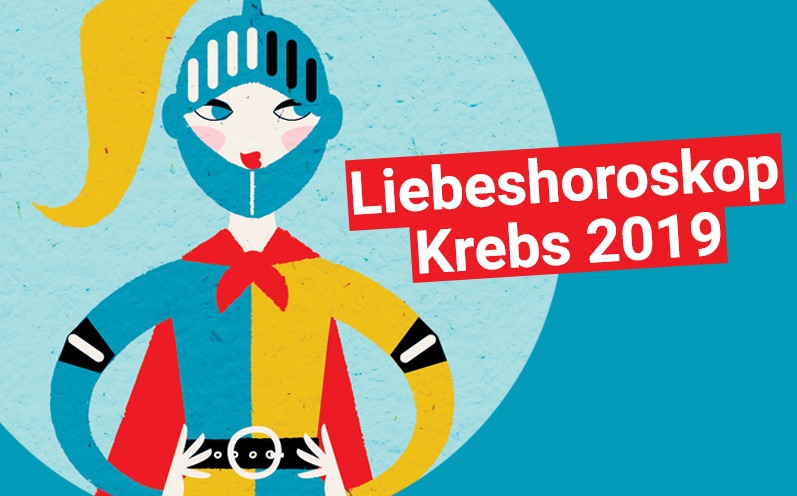 Liebeshoroskop Krebs 2019