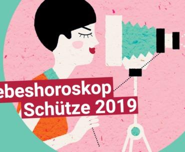 Liebeshoroskop Schütze 2019