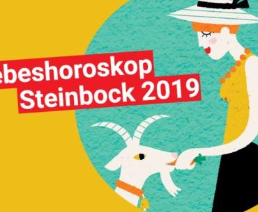 Liebeshoroskop Steinbock 2019
