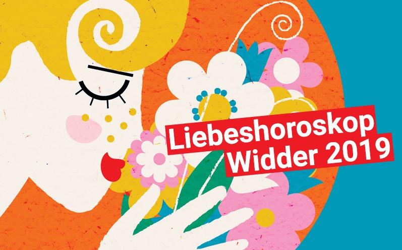 Liebeshoroskop Widder 2019