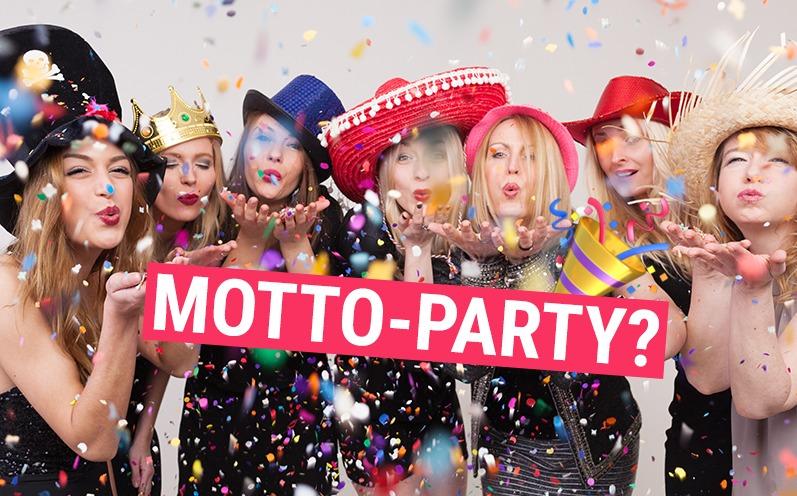 Das sind die besten Motto-Partys für Silvester