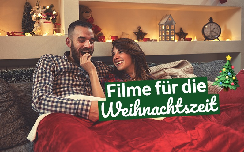 Weihnachten mit Netflix: So kommst Du durch den Winter!