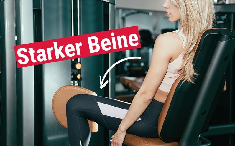 Abduktorenmaschine: Das Fitnessgerät für starke Beine