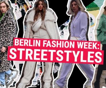 Berlin Fashion Week 2019: Die coolsten Streetstyles der Influencer