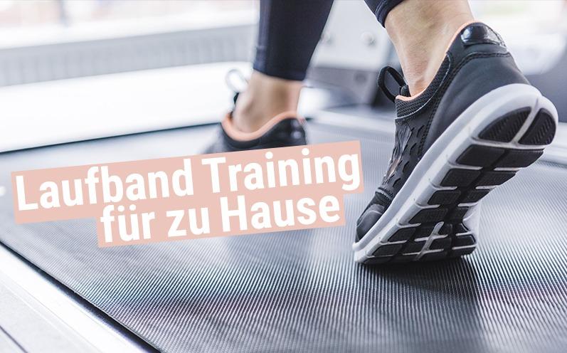 Laufband Training: Heimtrainer von Christopeit-Sport im Test