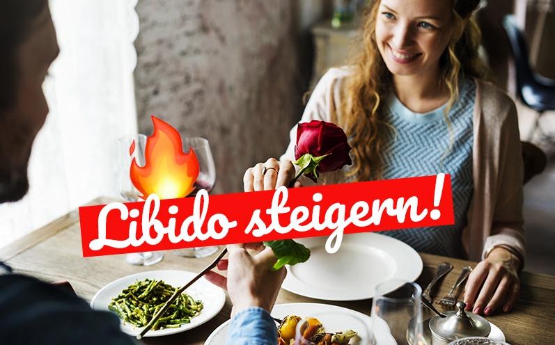 Lovebrids aufgepasst: Diese Lebensmittel steigern die Libido!
