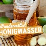 Das passiert, wenn Du täglich Honigwasser trinkst