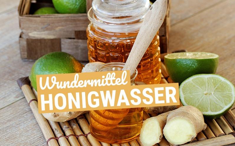 Das Passiert Wenn Du Täglich Honigwasser Trinkst The Impish Ink