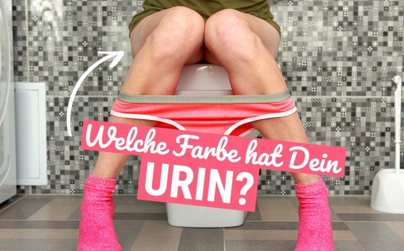 Das verrät Dir Dein Urin über Deinen Gesundheitszustand