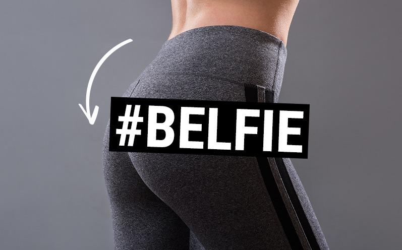Belfie: Das perfekte Po-Selfie ist jetzt im Trend!