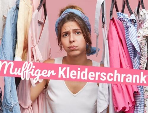 Muffiger Kleiderschrank: Diese Hausmittel helfen