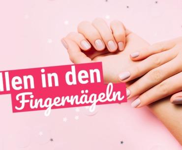 Mangelerscheinung durch Rillen in Fingernägeln? Das bedeuten sie wirklich!