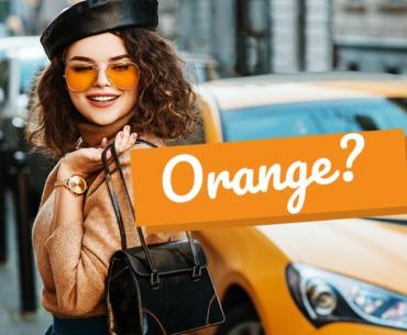 Dein Sternzeichen und Orange? Diese Sternzeichen steht es am besten
