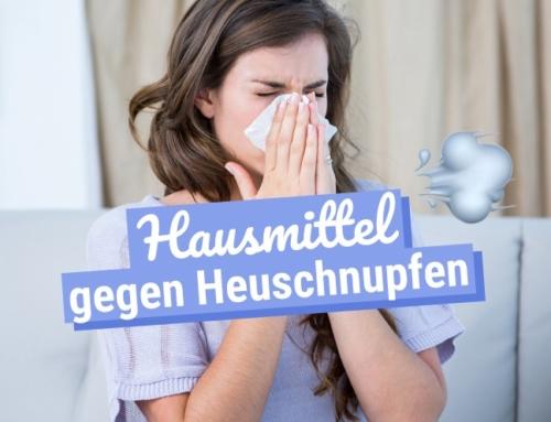 Heuschnupfen: Hausmittel und Tipps gegen die Allergie