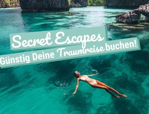 Secret Escapes: Günstig Deine Traumreise buchen!