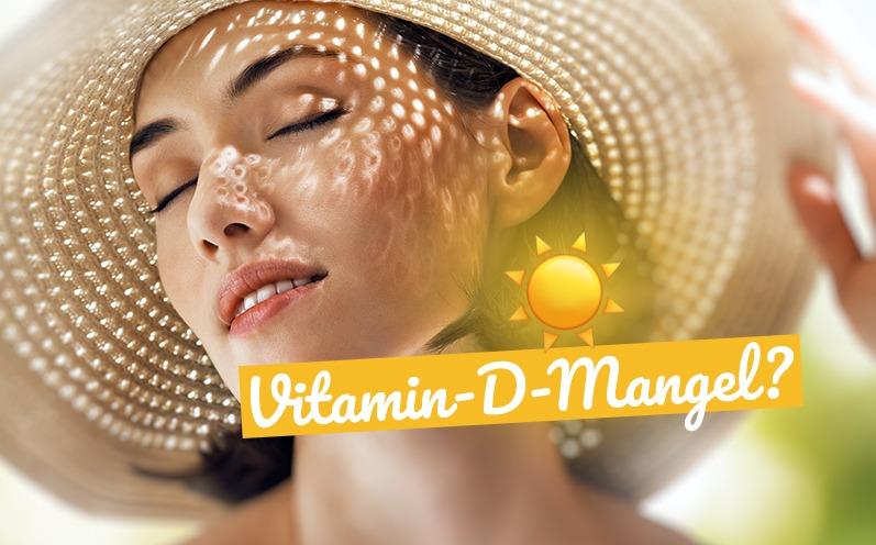 Vitamin-D-Mangel? Diese 5 Anzeichen verraten es Dir!