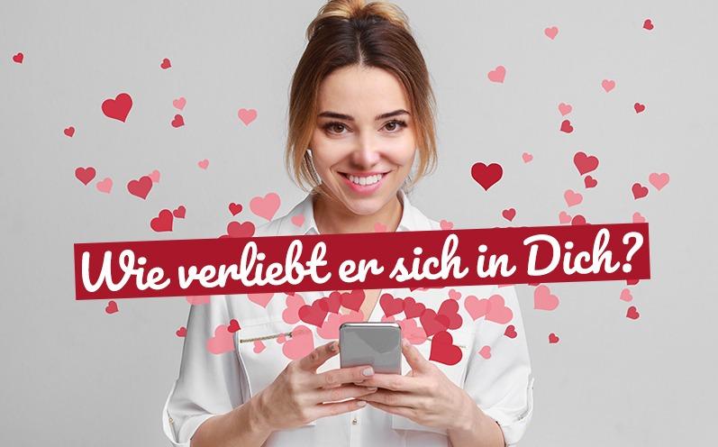 Wie verliebt er sich in Dich? Diese SMS helfen bestimmt!