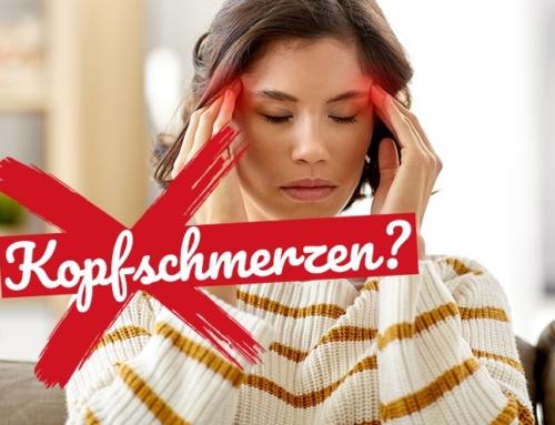 Aufgepasst: Fehler, die Kopfschmerzen schlimmer machen!