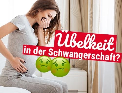 Übelkeit in der Schwangerschaft: Diese Tipps helfen!