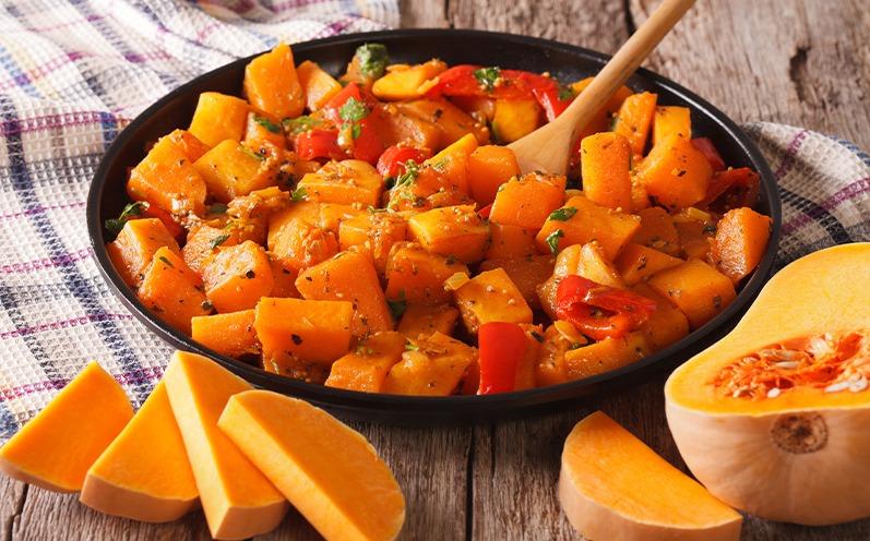 Kürbis-Rezepte: Kürbis-Curry
