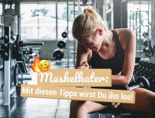 Muskelkater: Mit diesen Tipps wirst Du ihn los!