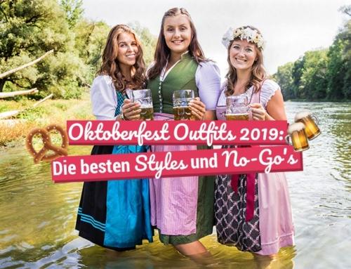 Oktoberfest Outfits 2019: Die besten Styles und No-Go's