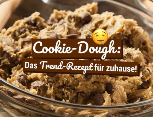 Cookie Dough: Das Trend-Rezept für zuhause!