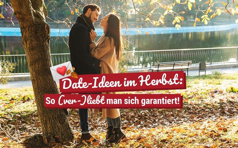 Date-Ideen im Herbst: So (ver-)liebt man sich garantiert!