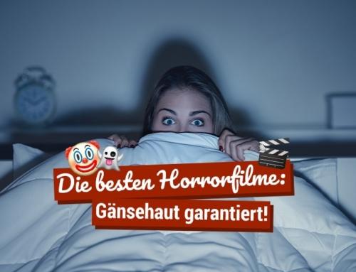 Die besten Horrorfilme: Gänsehaut garantiert!