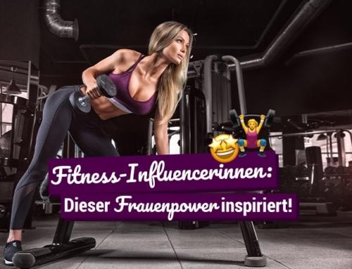 Fitness-Influencerinnen: Dieser Frauenpower motiviert!
