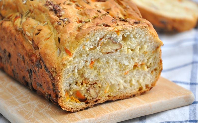 Gesundes Brot selber backen: Brot ohne Mehl