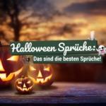 Halloween Sprüche: Das sind die besten Sprüche!