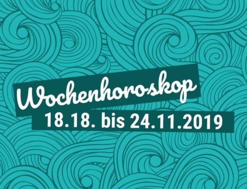 Dein Wochenhoroskop vom 18.11. bis 24. November