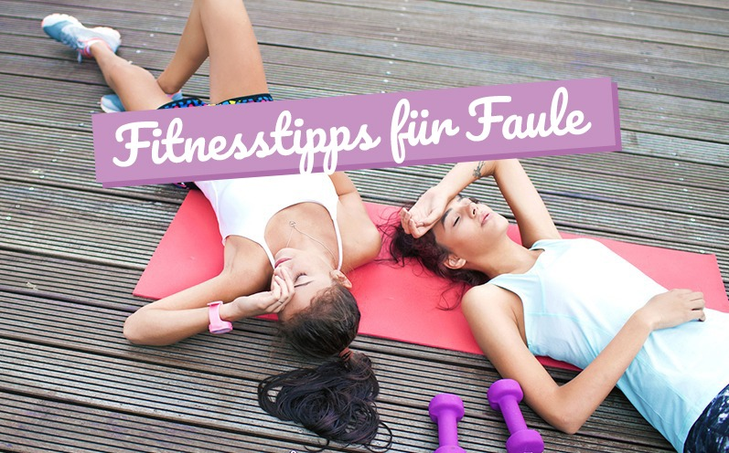 Sieben effektive Fitnesstipps für