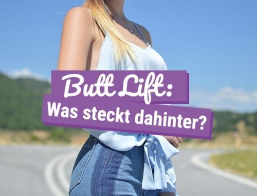 Butt Lift: Das steckt hinter dem PO Vergrößerungs-Trend