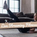 Fitness für zu Hause mit Live Streaming Fitness